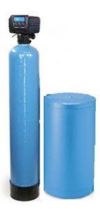 Fleck 5600 SXT 48,000 Grain Iron & Sulfur Eradicator 2000 Water Softener